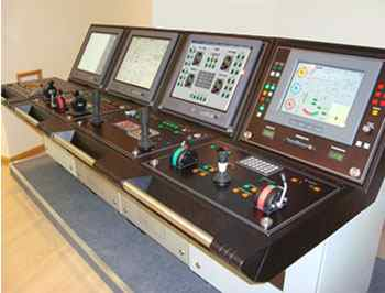 Automatic motion and dynamic positioning control system 'Magnetit-MS'