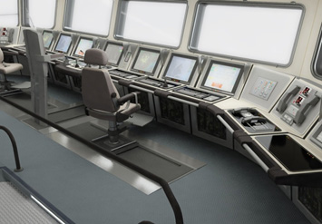 Integrated ship automation systems